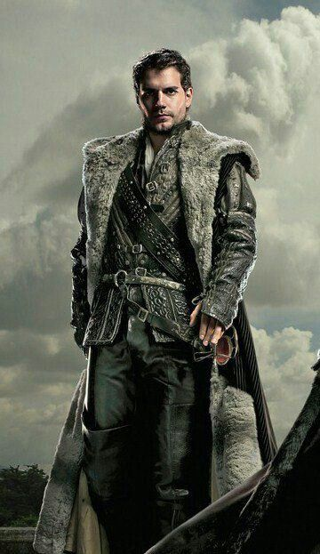 Super cool!  Charles Brandon played by; HenryCavill The Tudors and HBO series. Tutor era costumes