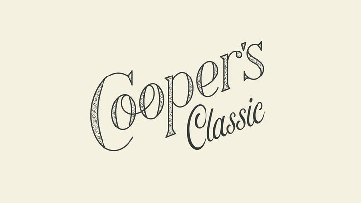 Cooper's Classic Whiskey on Packaging of the World - Creative Package Design Gallery