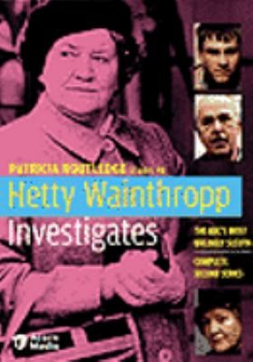 Legendary actress Patricia Routledge returns as 60ish housewife turned gumshoe Hetty Wainthropp in this popular PBS Mystery! series. Includes six episodes, two of which have not aired on PBS.