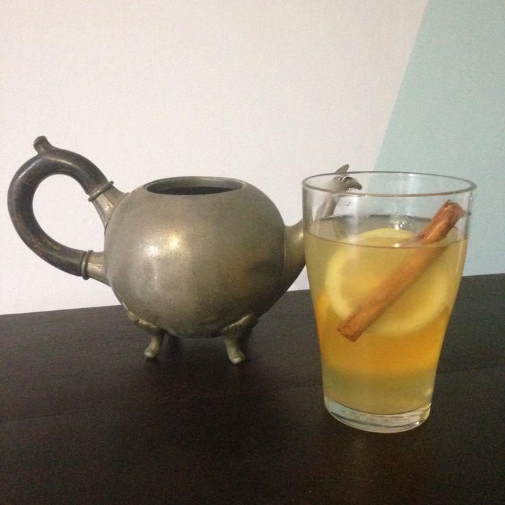 Scotch Hot Toddy recipe