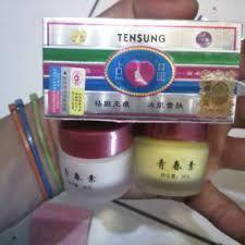 Tensung Cream Obat Pemutih Kulit Wajah Alami