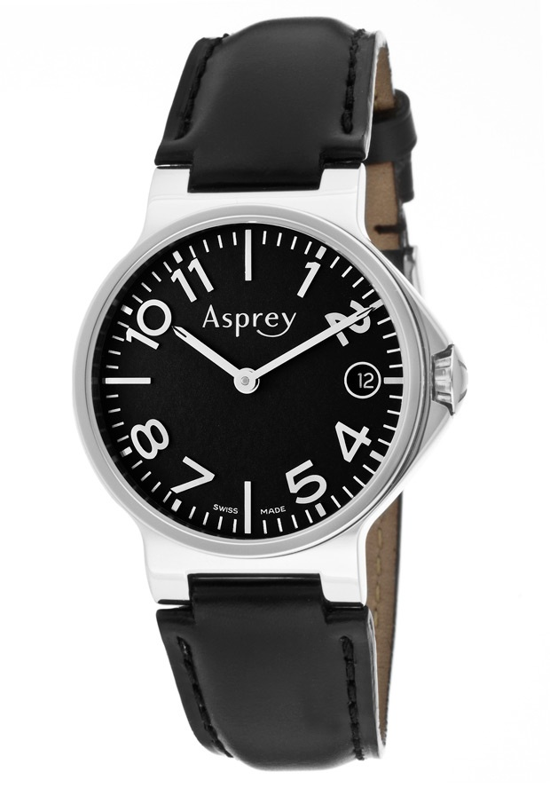 Price:$1029.00 #watches Asprey of London 1013098, Asprey has developed over generations into the finest British jeweller and luxury goods house, and become a name synonymous with refinement and luxury. As ever, each Asprey product is made with the most exacting craftsmanship using only the finest materials.