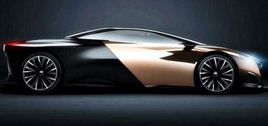 2016 Peugeot Onyx Hybrid Concept Review - http://autoreferences.com/2016-peugeot-onyx-hybrid-concept-review/