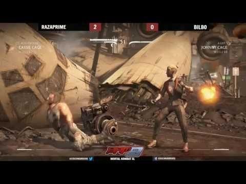 Battle Arena Melbourne 9 Mortal Kombat XL pools matches