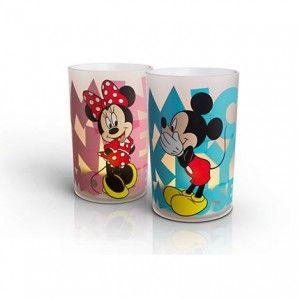 Candlelight Mickey Minnie zestaw