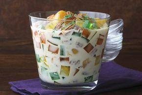 Enriquécete de sabor con esta maravillosa receta de joyitas de gelatina JELL-O. ¡Niños y adultos la disfrutarán!