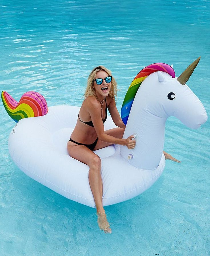 15 Novelty Pool Floats, In Increasing Order of Ridiculousness