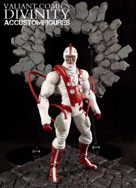 Divinity (Valiant Comics) (Valiant) Custom Action Figure