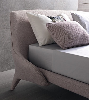 Letto nice.. very.. nice! ;) cushions, bed set by @POEMO DESIGN