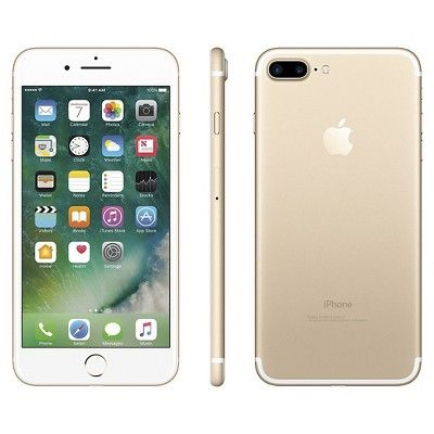 Unlocked iPhone 7 Plus 32GB Cell Phone - Gold