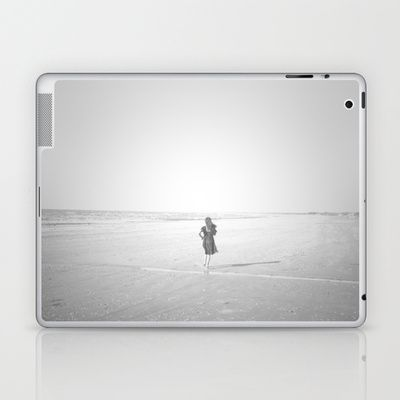 GIRL Laptop & iPad Skin by lilla värsting - $25.00