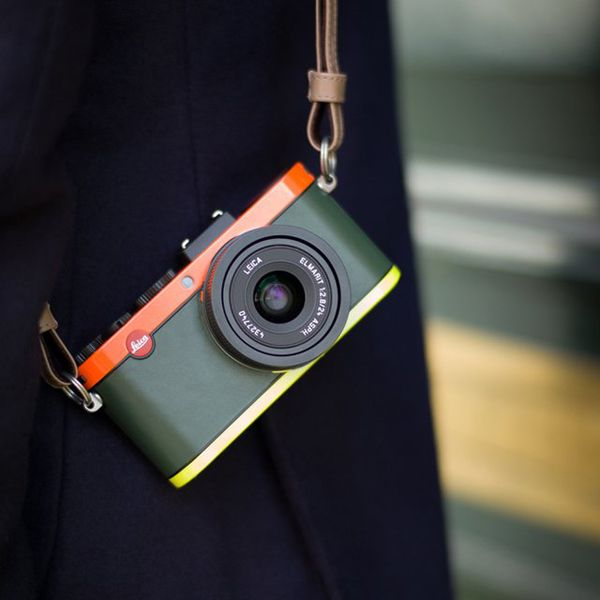 Limited Edition Paul Smith Leica X2 Camera – Enpundit