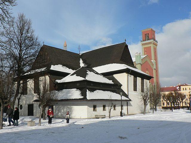 ITTHON VAGY - NÉZZ KÖRÜL NÁLUNK...: Késmárki evangélikus templom / Folytatás a posztba...