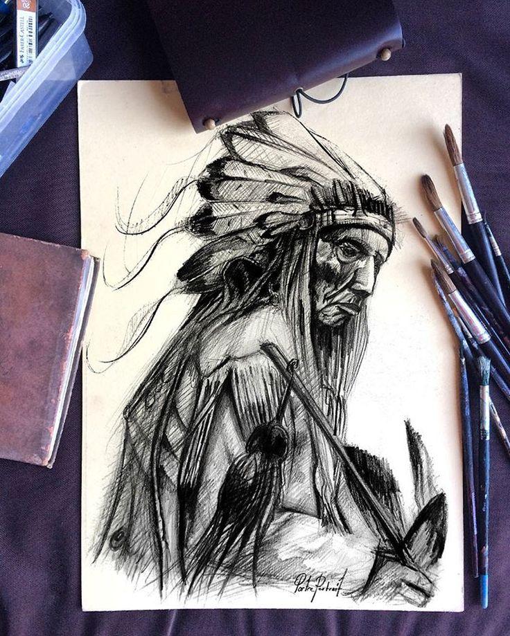 """Sketch""  #artwork #fineart #draw #drawing #portrait #portraitart #portre #artdrawing #artofdrawing #charcoal #charcoalart #sketch #karakalem #sketchbook"