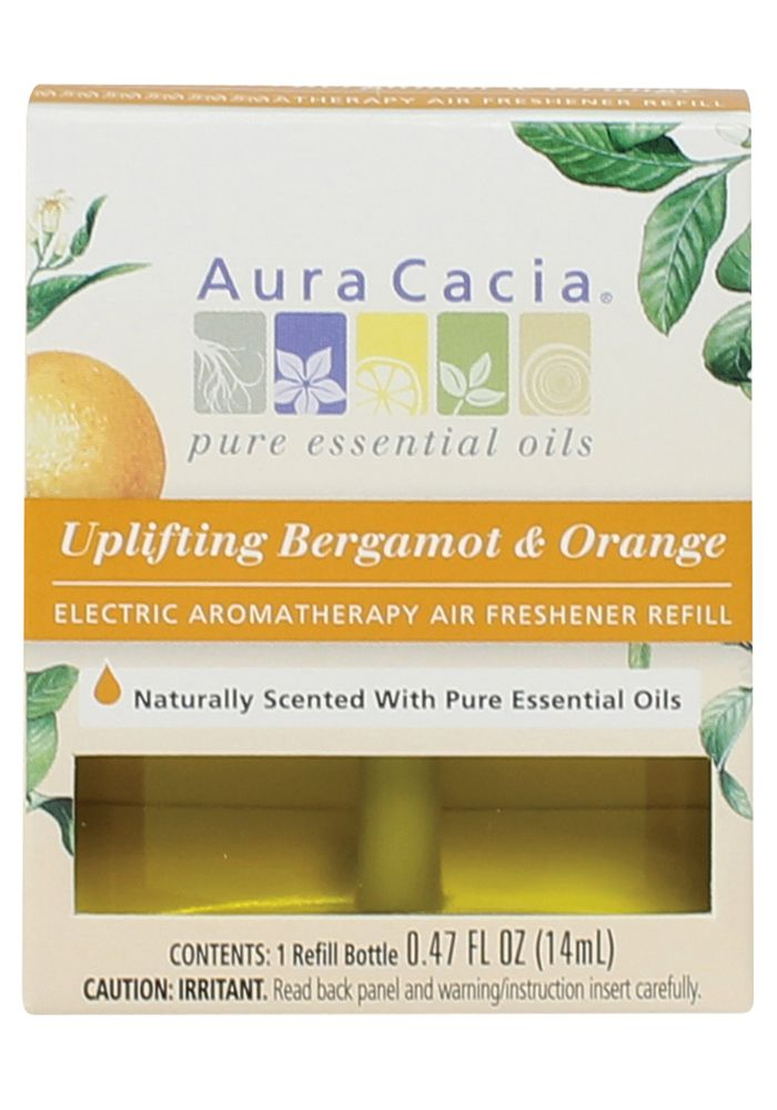 Need to uplift your mood? Inhale the energizing aroma of Italian bergamot oranges without being pestered by native fruit flies. Use Aura Cacia Uplifting Bergamot & Orange in your living room or workspace to create an uplifting environment.