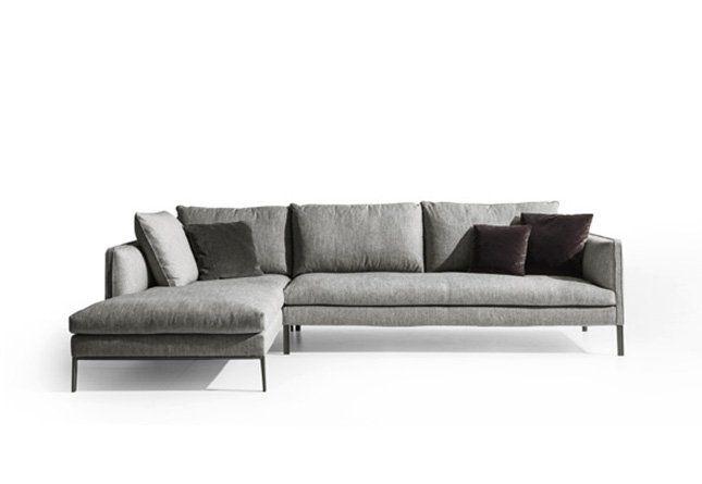 Paul Sofa By Molteni | Hub Furniture Lighting Living