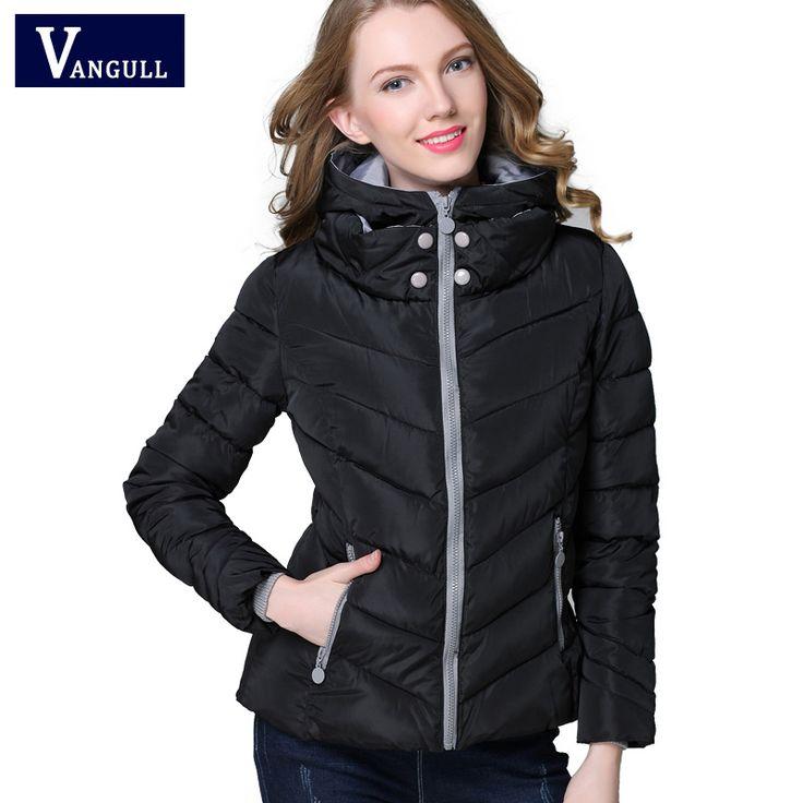 $37.58 (Buy here: https://alitems.com/g/1e8d114494ebda23ff8b16525dc3e8/?i=5&ulp=https%3A%2F%2Fwww.aliexpress.com%2Fitem%2F2016-Winter-Jacket-Women-Parka-Thick-Winter-Outerwear-Plus-Size-Down-Coat-Short-Slim-Design-Cotton%2F32713454880.html ) 2016 Winter Jacket Women Parka Thick Winter Outerwear Plus Size Down Coat Short Slim Design Cotton-padded Jackets And Coats Hot for just $37.58