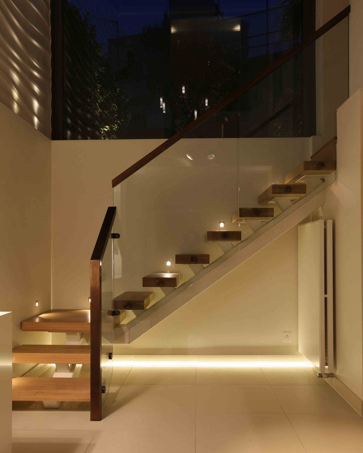 Stair Lighting Design: 100+ Best Corridors & Stairs Lighting Images By John