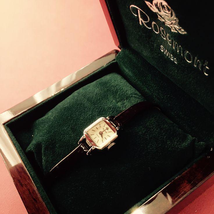 ROSEMONT腕時計 2016クリスマスプレゼント