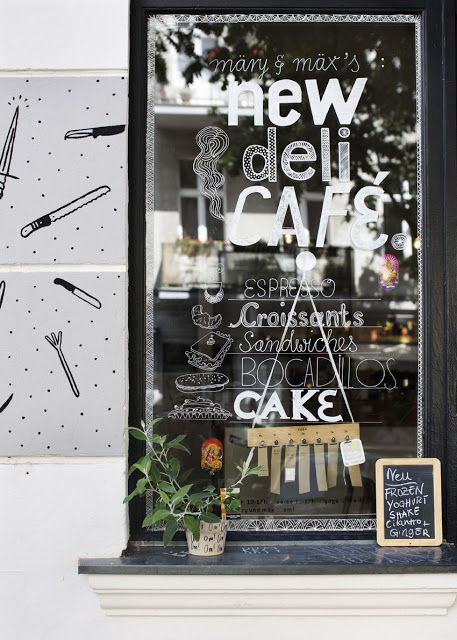 window decals, shopfront