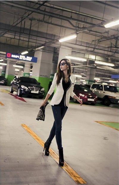 So chic blazer..I like it so much, is so stilish and lovely