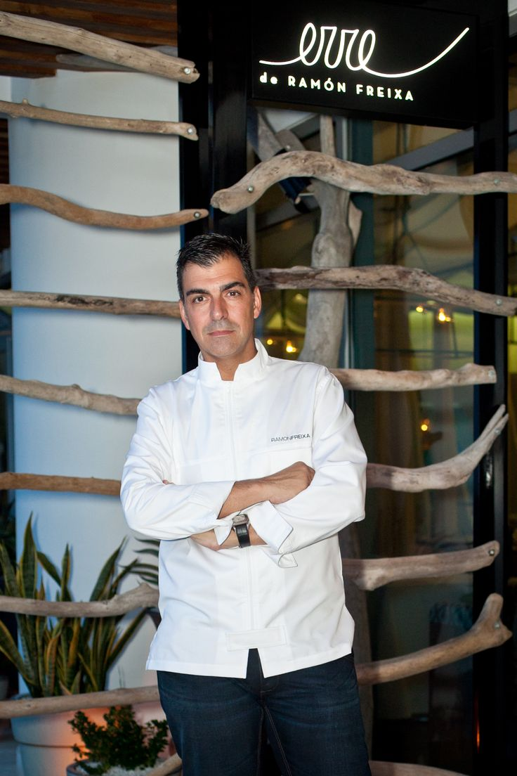 2 Michelin stars in his Madrid restaurant and more than 25 years of experience accompany Ramón Freixa to Panama.