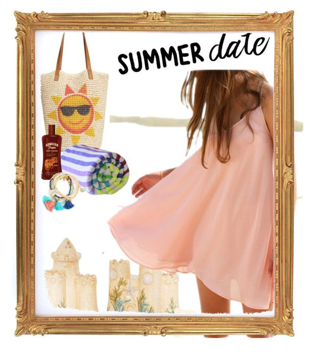 """""""Summer Breeze"""" by kayearnold on Polyvore featuring DownEast, Style & Co., Las Bayadas, beach and summerdate"""