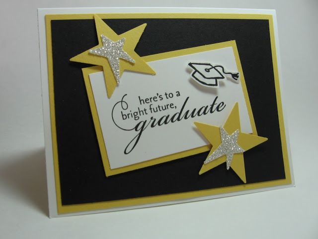 75 best graduation cards images on pinterest graduation cards diy tuesday june 11 2013 stamping up north su workshop cards simply stars graduation m4hsunfo
