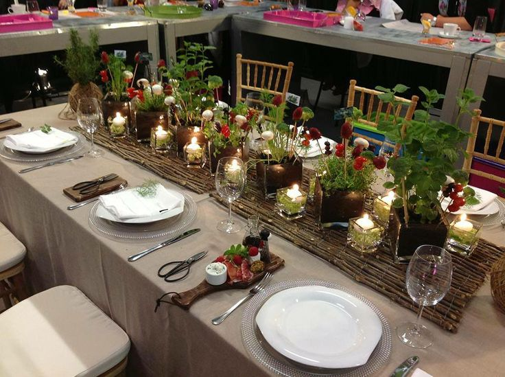 Christmas table | Exclusive Hire & Events | www.ehire.co.za