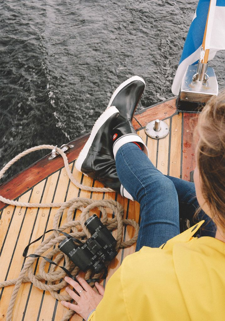 10 Jours en Finlande autour du Lac Saimaa #2 • Le chien à taches