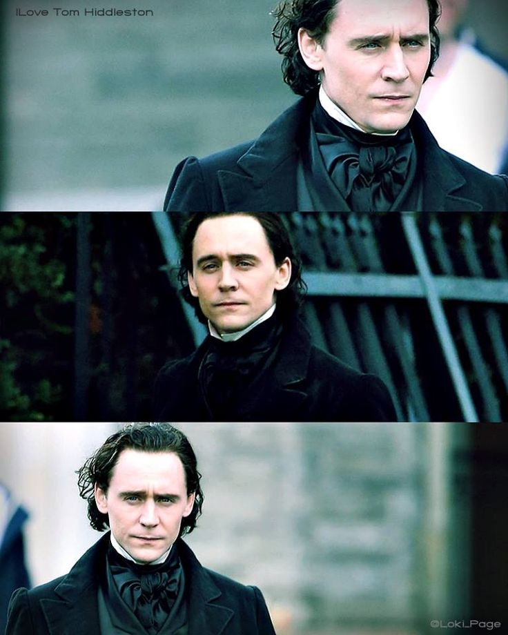Tom Hiddleston on the set of Crimson Peak | Toronto, Canada, April 16, 2014