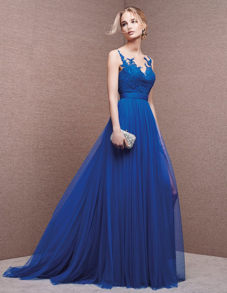 6612 - Tulle cocktail dress, with sweetheart neckline | St. Patrick