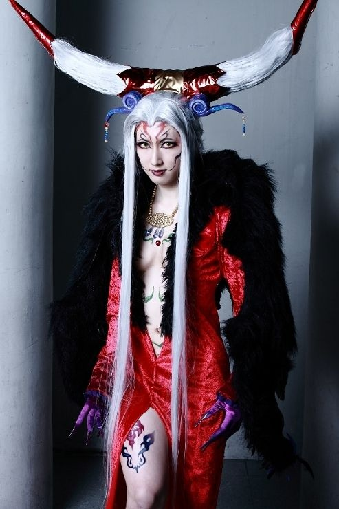 Ultimecia from FINAL FANTASY VIII by Asu | cosplay girls ... Ultimecia Hot