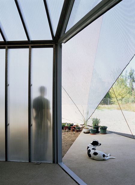 Wall House by FAR frohn&rojas architects 4 - Layer 3: Milky Shell