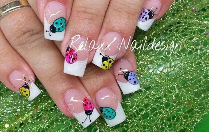 72 best uñas images on Pinterest | 3d nails, 3d nails art and ...