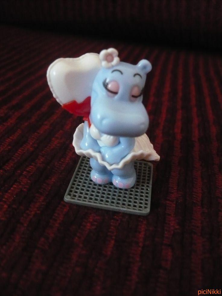 No. 316 | víziló | hippo | Kinder | Happy Hippo