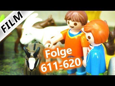 Playmobil Filme Familie Vogel: Folge 611-620 | Kinderserie | Videosammlung Compilation Deutsch - YouTube