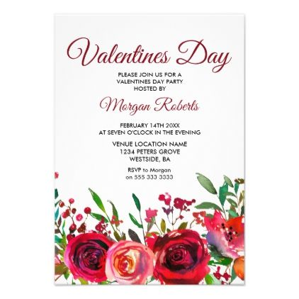 Best 25+ DIY Valentineu0027s day invitations ideas on Pinterest - valentines day invitations