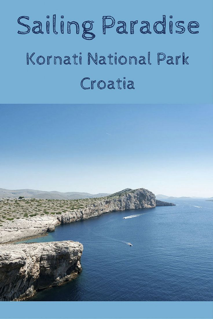 One day spent sailing around amazing Kornati National Park near Zadar, Croatia! Check out our guide to the 8 Croatian national parks!