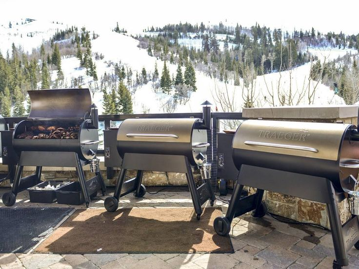 24 Best Hardwood Traeger Grills Images On Pinterest