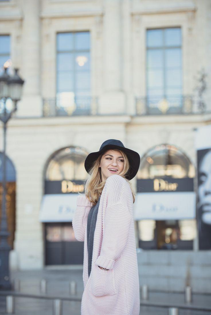 Parisian look on http://lauramusuroaea.com/bonjour-madame/