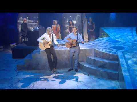 Mythology - The Sound of Silence - YouTube My favourite group plus a great simon and garfunkel song!!