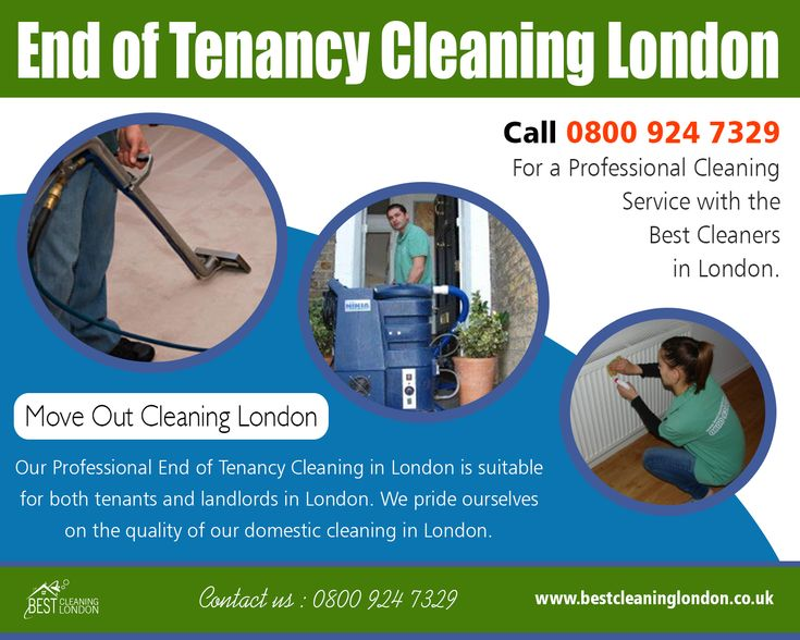 End of tenancy cleaning london move out cleaning