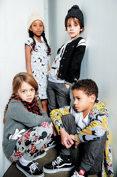 Kids fashion - Little Eleven Paris - Fall-Winter 2015 Collection