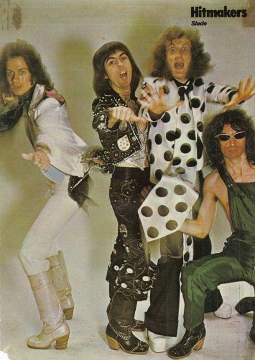 Slade #poster #70s