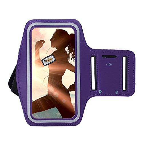 iPhone 6s Plus / iPhone 6 Plus Armband Juzi® Exercise Gym Sportband for Apple iPhone 6Plus 6sPlus, Sports Running Arm Band Pouch for Cellphone Fits Nexus 6P Smartphone. Made of stretch resistant neoprene; This Armband case easily bends, flexes, twists, and folds without warping. Enjoy the full use of your phone through the protective screen cover on the armband with fully touch compatible, easily answer calls, manage your playlist, or activate your stopwatch without removing the phone....