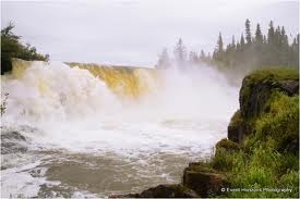 pisew falls - Google Search