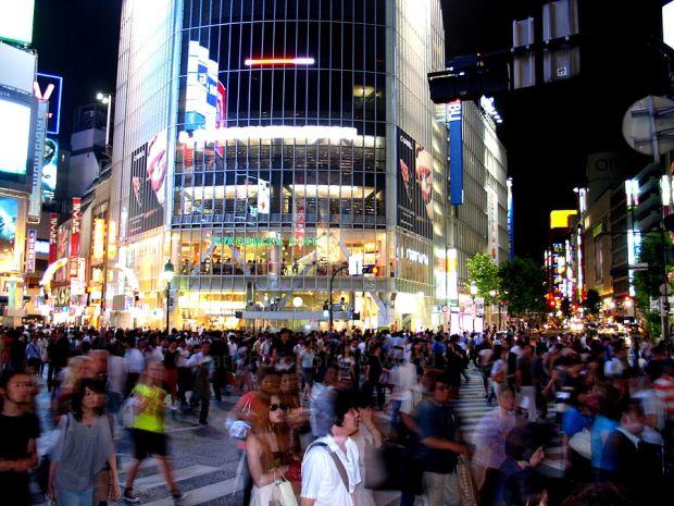 Shibuya, Tokyo. Japan.