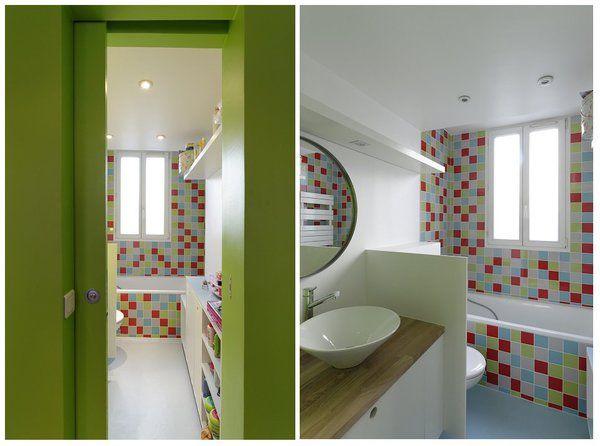 8 best Salle de bain enfant images on Pinterest Bathroom