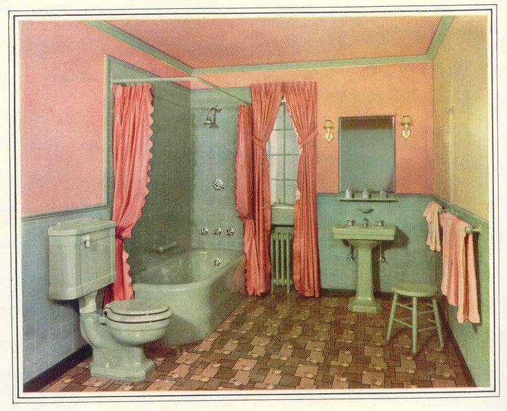 25+ Best Ideas About Old Bathrooms On Pinterest